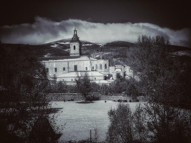 Monasterio de Santa María del Paular.