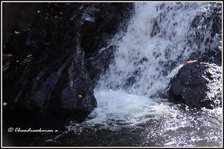 9354 - Honnammana Halla Waterfalls
