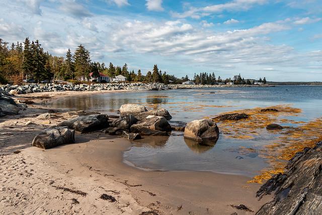 Green Bay Beach, Nova Scotia, Canada