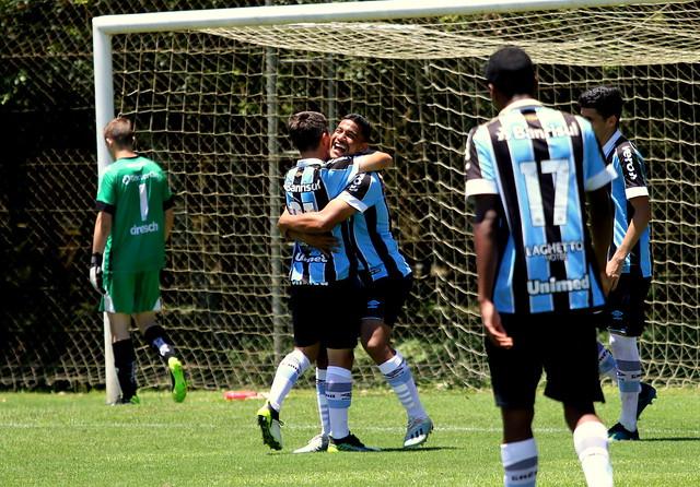 Copa Sul Sub-19 - Grêmio x Novo Hamburgo