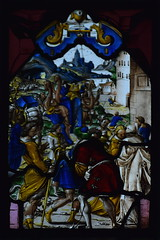 Tobias and Sarah bid farewell to Tobit and Rebecca (17th Century, continental)