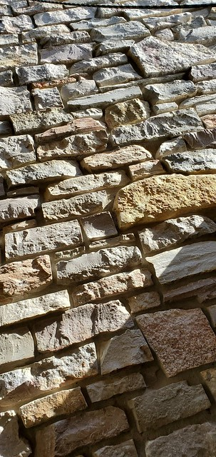 stacked limestone