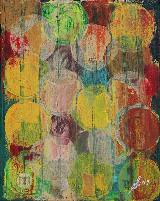 Apples (original painting)