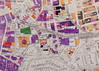 Tower Hill bomb site maps of 1940-41