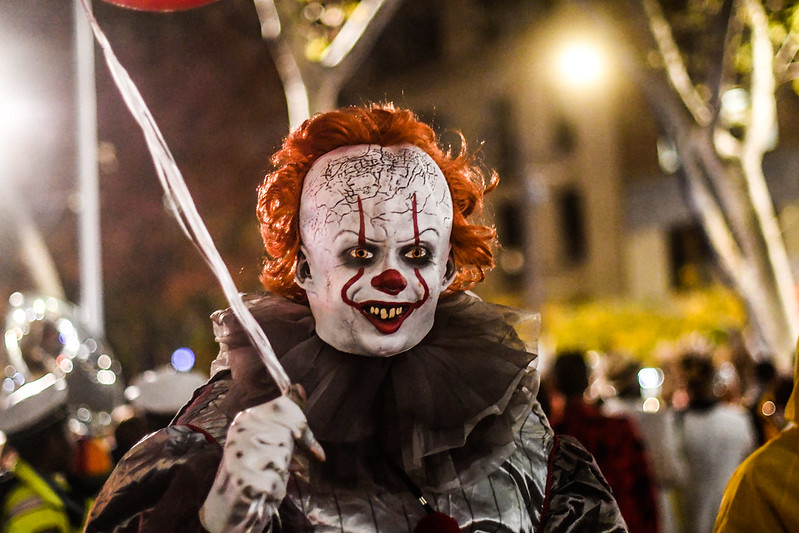 Walk In New York - Village Halloween Parade 2019
