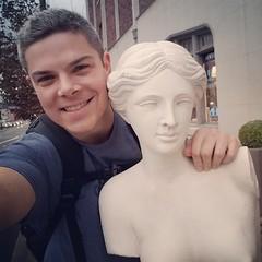 Cam Cuddles a Goddess