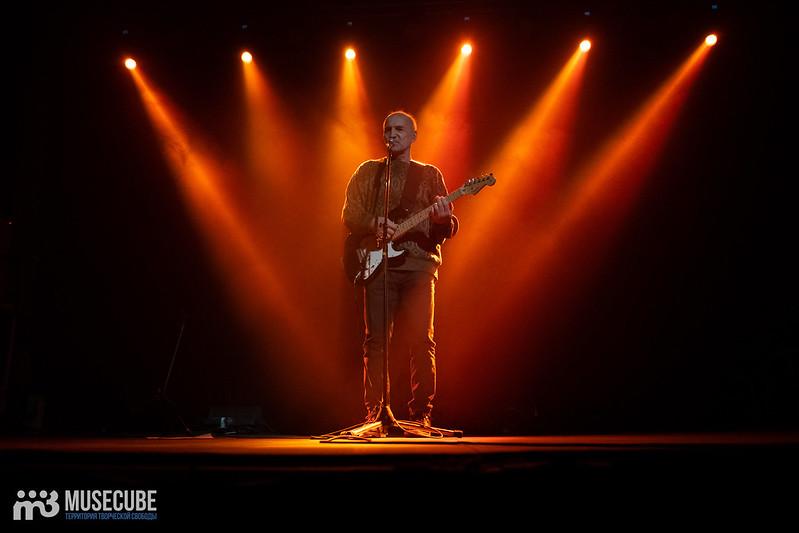 Творческий вечер Петра Мамонова в клубе-фестивале «Морзе».