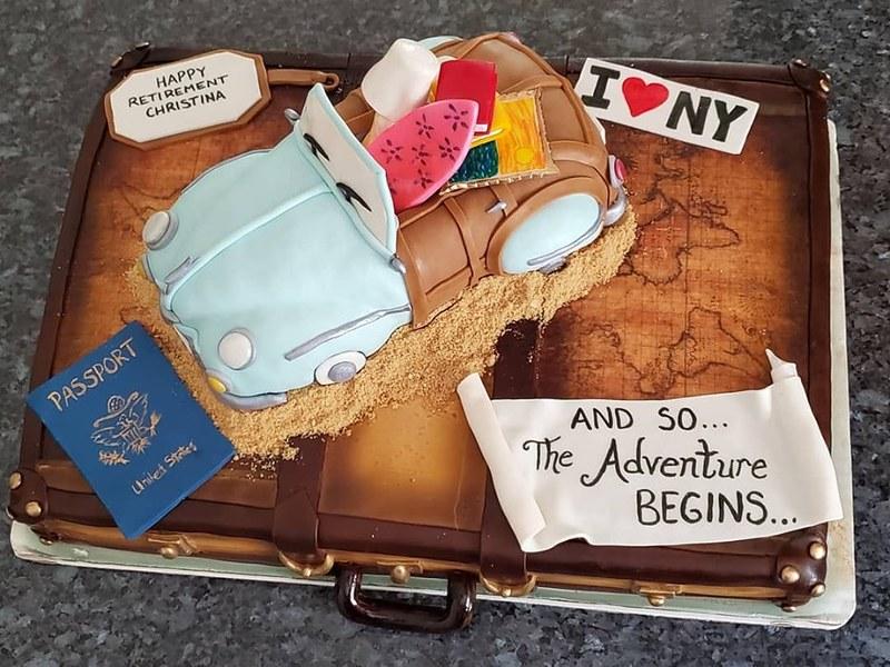 Cake by Amanda Levasseur