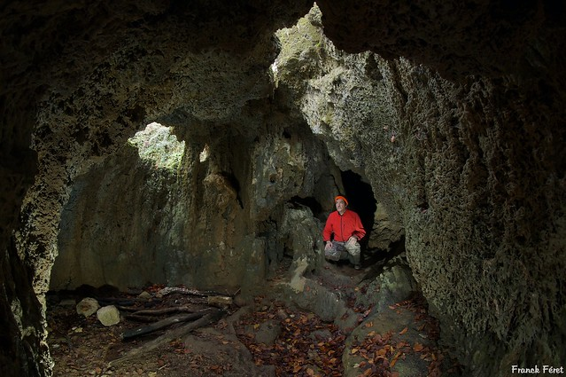 Grotte des Tufs - Les Planches-près-Arbois - Jura
