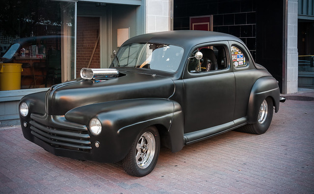 1947 Ford Business Coupe Hot Rod