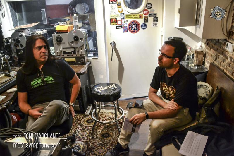 Entrevista a Ray Adler