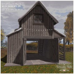 Serenity Style-Courtland Barn
