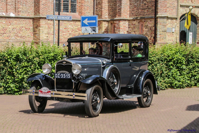 1931 Ford A Tudor - DZ-35-15