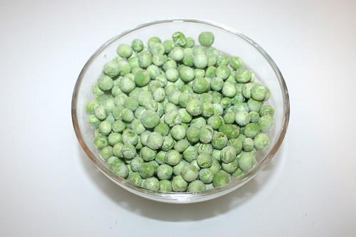 08 - Zutat Erbsen / Ingredient peas