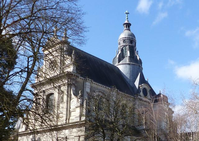 Blois, Loir-et-Cher: église Saint Vincent