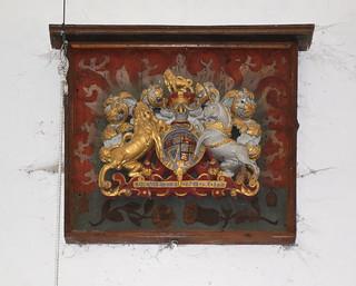 Stuart royal arms
