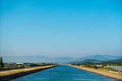 Canal EDF de Sisteron