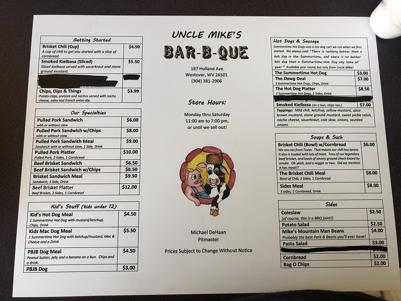 Uncle Mikes BBQ