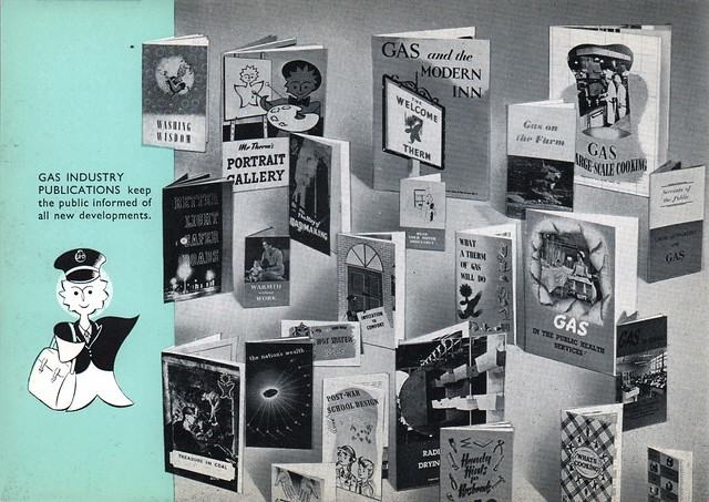 Gas Industry Publications. 1951