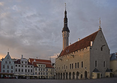 Estonia - Tallinn - Old Town