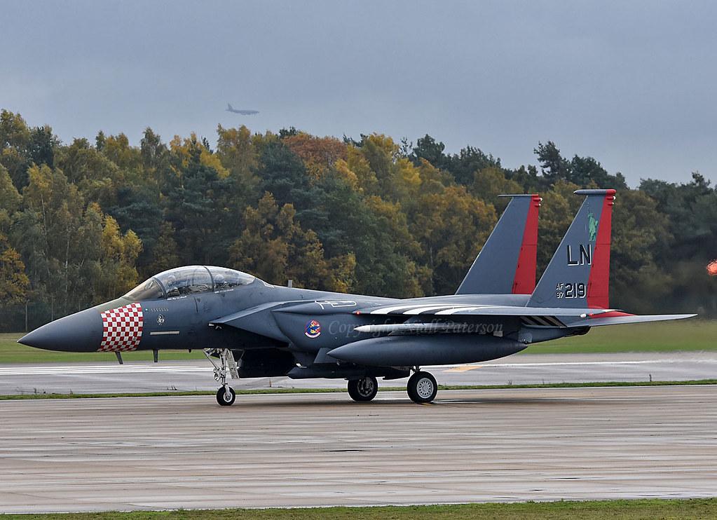 Heritage Strike Eagle