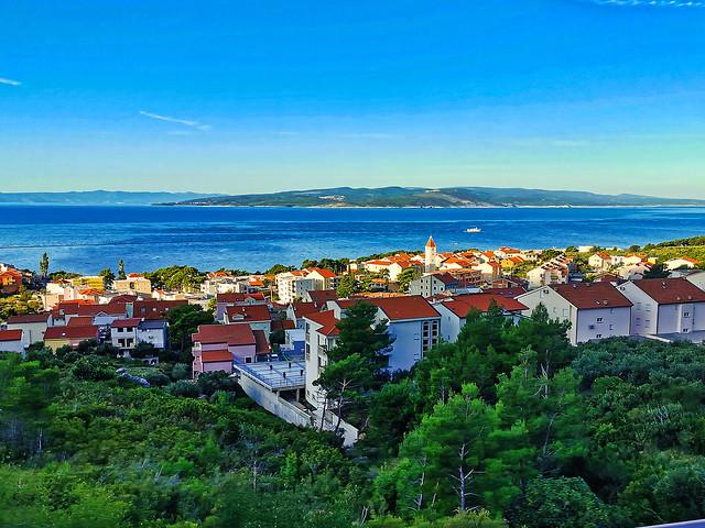 Kroatien - Makarska Riviera, Promajna