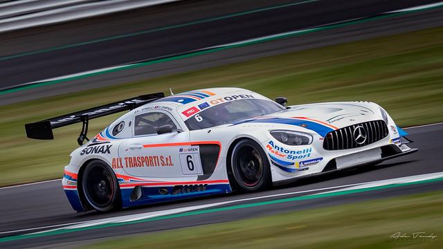 (6) Mercedes AMG GT3 - Antonelli Motorsport
