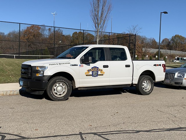 City of Beverly, MA Parks and Recreation Ford F-150 XL