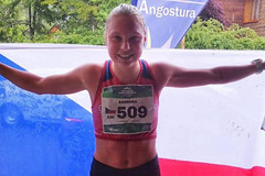 Medaile i bez lyží! Havlíčková vybojovala stříbro na argentinském MS v běhu do vrchu