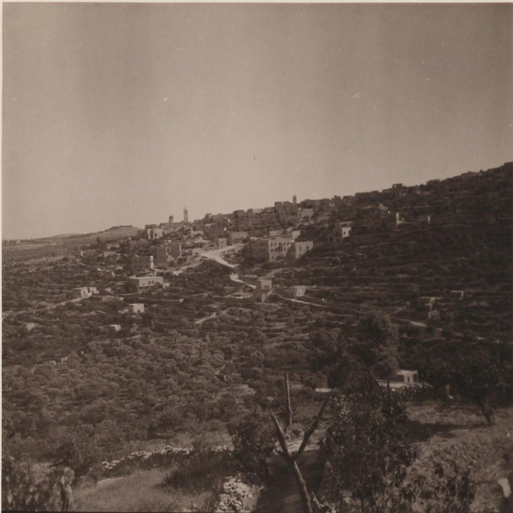 11. 15 июня. Бейт-Джала с севера