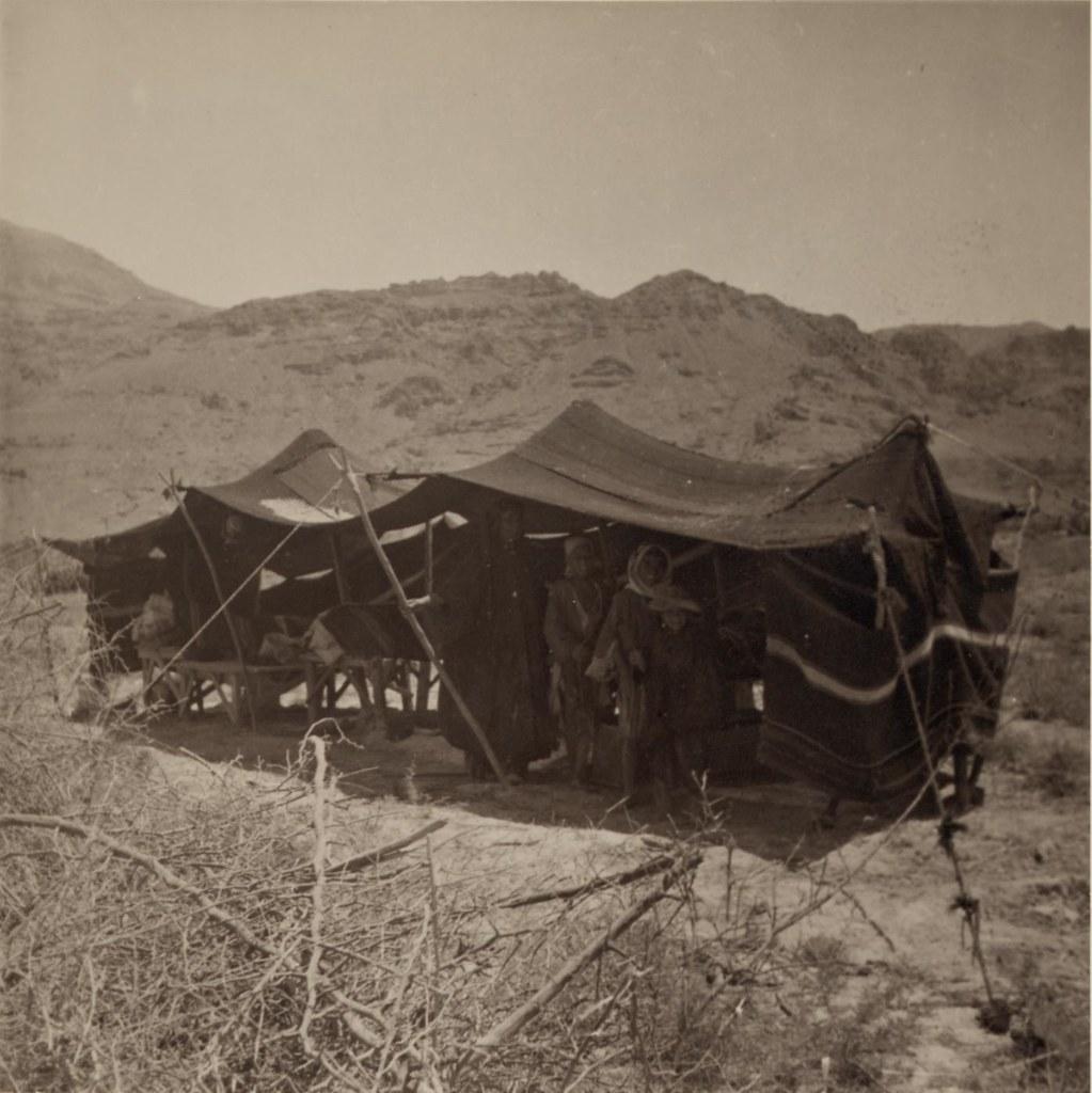 03. 27-30 апреля.  Цыганская палатка