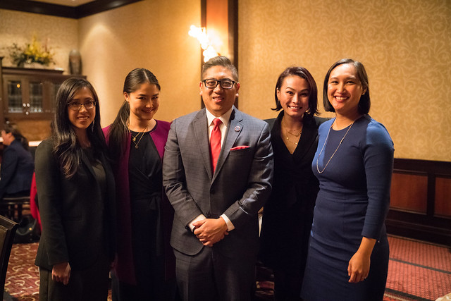 11.14.2019 Corporate Counsel Dinner