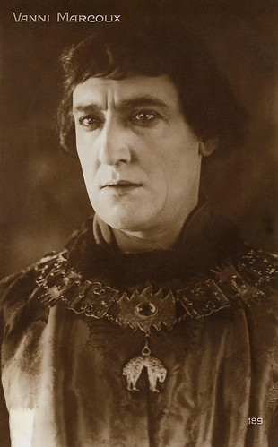 Vanni Marcoux in Le Miracle des Loups (1924)