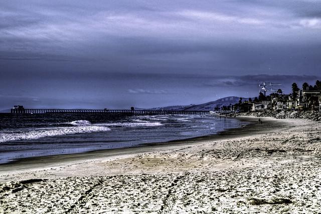 O'Side Beach Sunset 2--11-15-19
