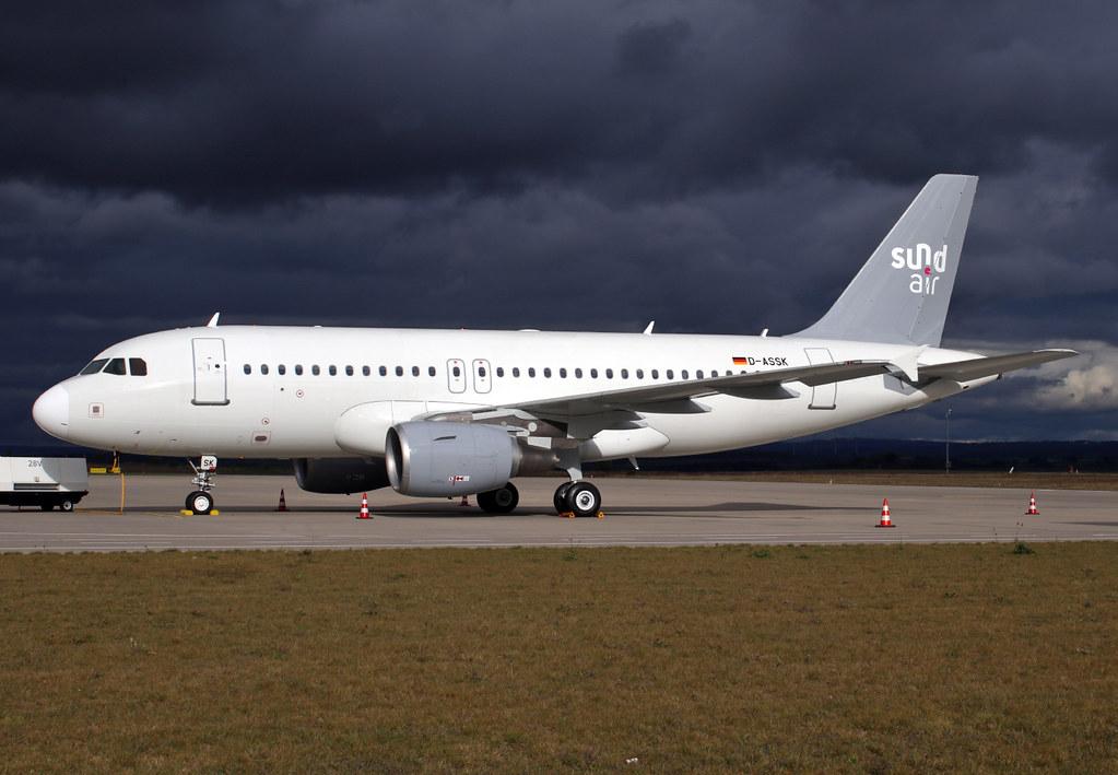 D-ASSK A319 11-2019