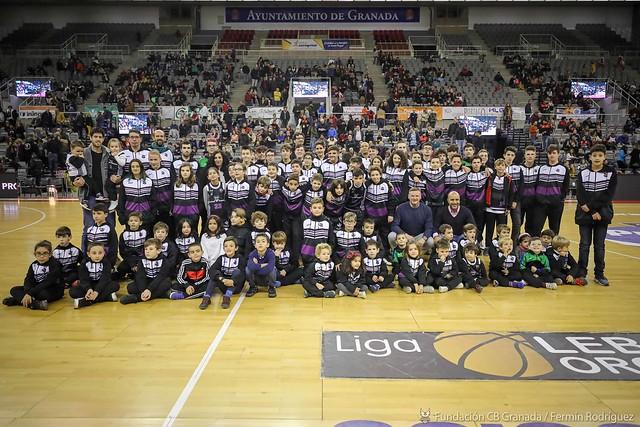 Coviran Granada - ICG Força Lleida