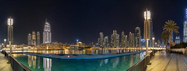 Dubai Fontain Boardwalk