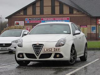 Alfa Romeo Giulietta Exclusive