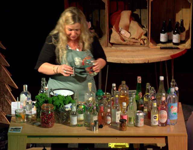 'Christmas Cocktails' with Helen Askew of The Tipsy Filly at the Rheged Centre, Penrith
