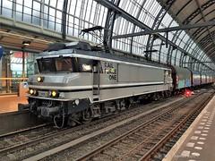 RFO 1829 met staalwagens (Shmmns) sp. 15 Amsterdam CS