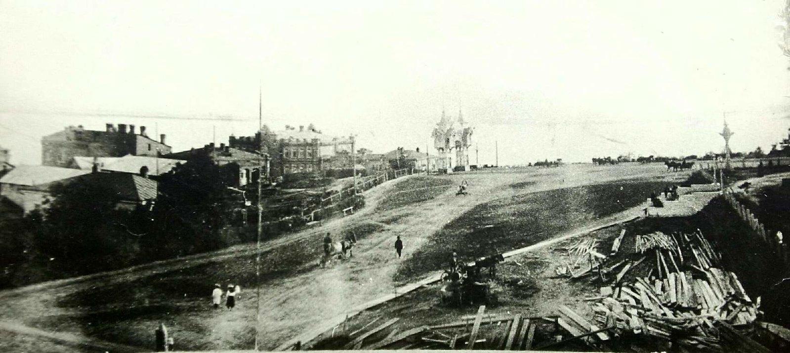 22. Соборная площадь. 1902