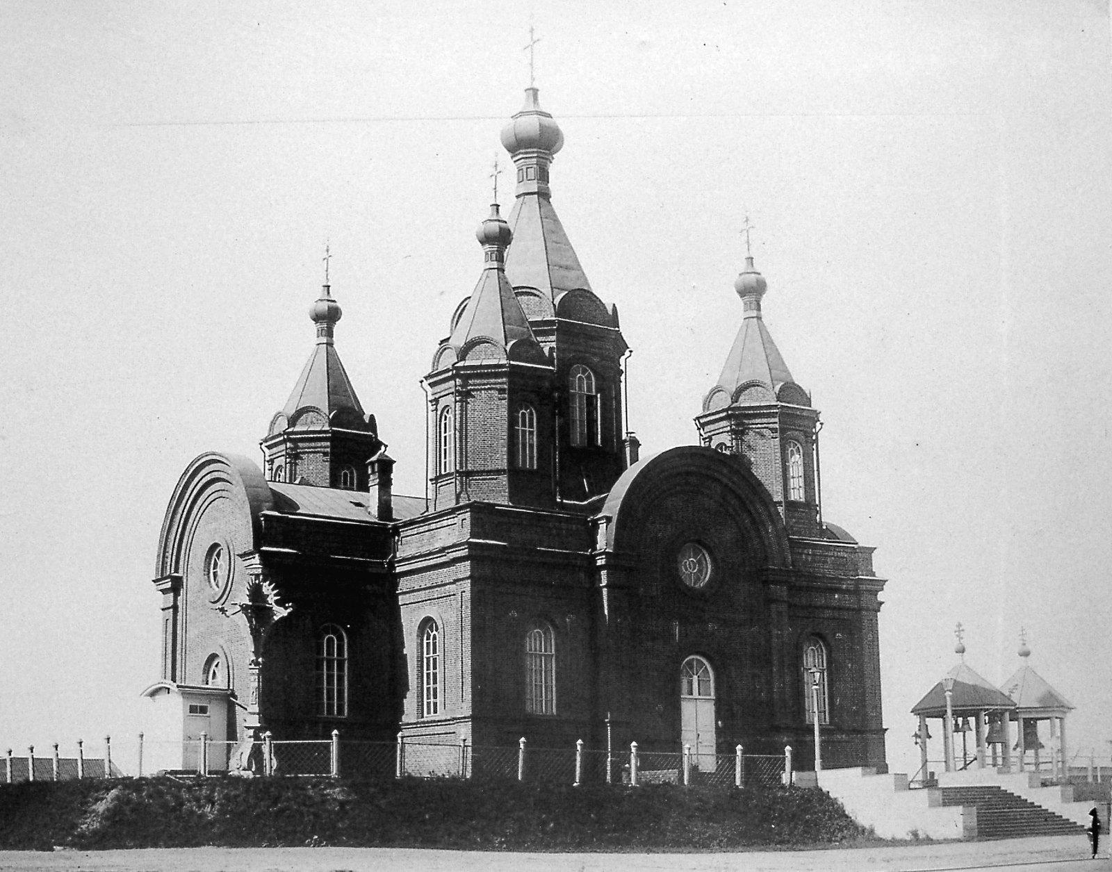 19. Успенская церковь. 1896