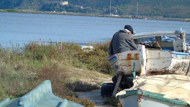 Εικόνες από την πόλη της Λευκάδας...