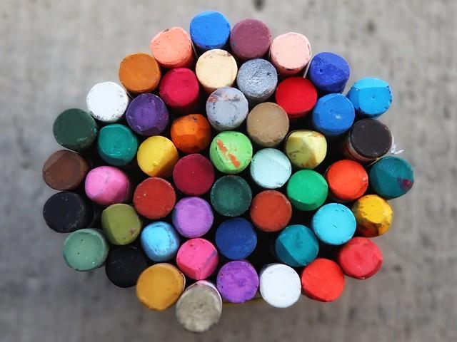 Colores en la ronda