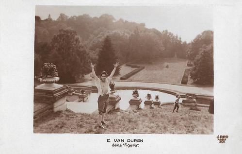 Ernst/ Edmond Van Duren in Figaro (1929)