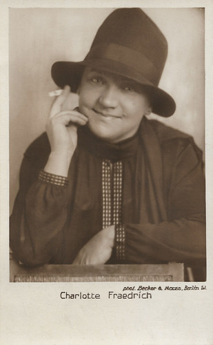 Charlotte Fraedrich