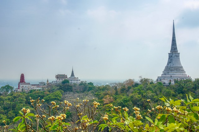 Phra Nakhon Khiri (Khao Wang) in Petchaburi, Thailand