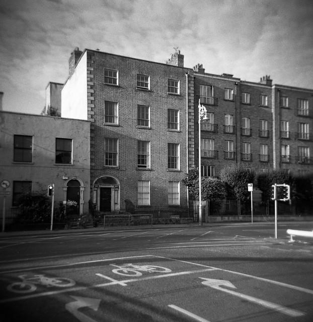 Usher Island Dublin James Joyce House The Dead