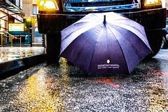 Regen in New York City / Rain in New York City