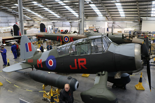 R9125 Westland Lysander III Royal Air Force